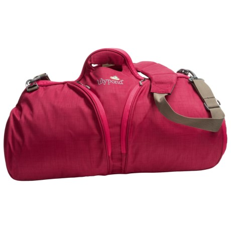 Lilypond Sundown Weekend/Sport Bag Recycled Materials (For Women)