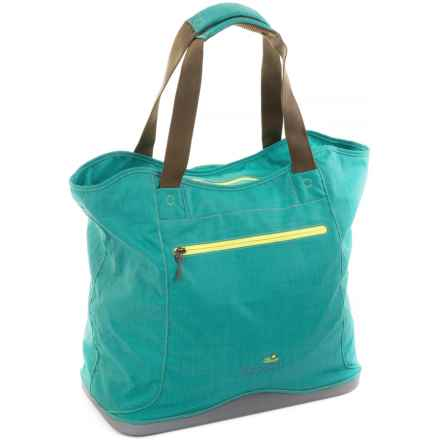 Lilypond Sunflower Tote Bag (For Women) in Glacier - Closeouts