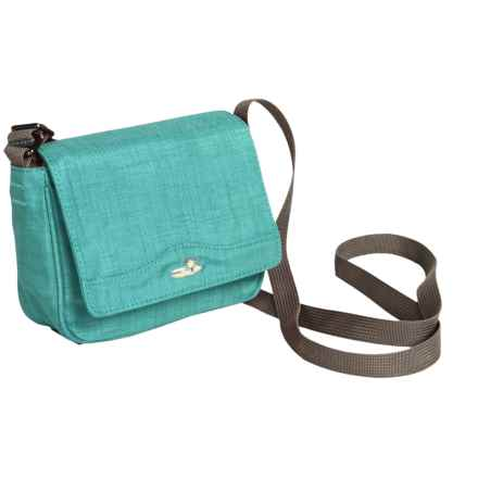 Lilypond Tall Grass Shoulder Bag (For Women) in Glacier - Closeouts