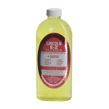 Lincoln Shoe Polish Company Original E-Z Shoe Cleaner - 8 fl.oz. in See Photo - Closeouts