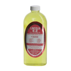 Lincoln Shoe Polish Company Original E-Z Shoe Cleaner - 8 fl.oz. in See Photo