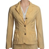Linea Blu Stretch Cotton Jacket ( For Women)