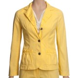 Linea Blu Stretch Cotton Jacket ( For Women)