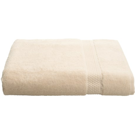 Linea Casa by Sferra Bath Towel - Low-Twist Turkish Cotton in Ivory