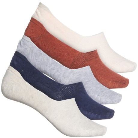 Liner Socks - 5-Pack, Below the Ankle (For Women) - PINK (M ) -  Frye and Co.