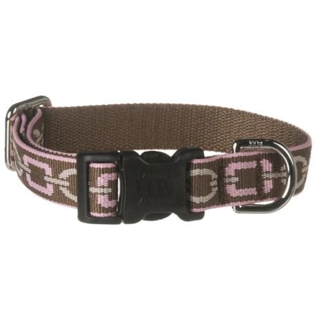 Links Dog Collar