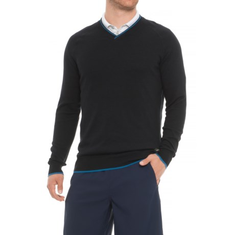 Image of Linksmen Sweater - V-Neck (For Men)