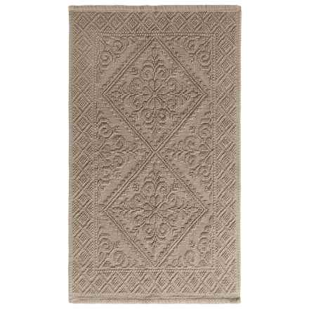 Lintex Estoril Bath Rug in Linen - Overstock