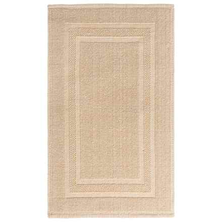 Lintex Oporto Bath Rug in Cream - Overstock