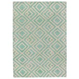 """Liora Manné Wooster Kuba Collection Accent Rug - 3'6""""x5'6"""", Indoor/Outdoor"""