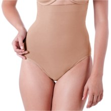 Lipo in a Box Firm Control High-Waist Briefs (For Women) in Nude - Overstock
