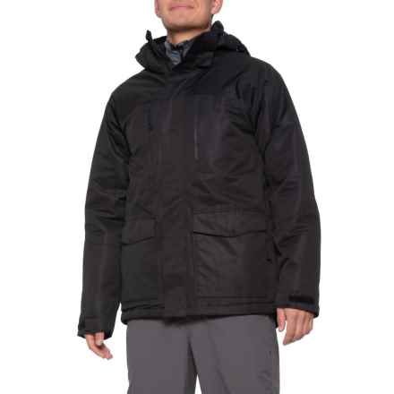 MEN'S SUPERDRY SD 3 Parka Jacket Super Dark Navy £60.00