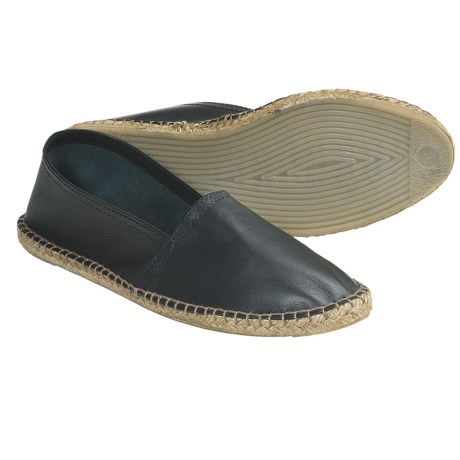 Lisa B. and Co. Classic Espadrille Shoes (For Women) in Black