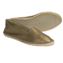 Lisa B. and Co. Classic Espadrille Shoes (For Women) in Olive - Closeouts