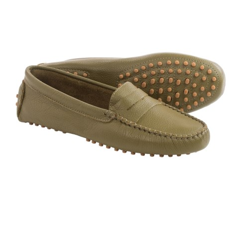 lisa b. Driving Moccasins Suede (For Men and Women)