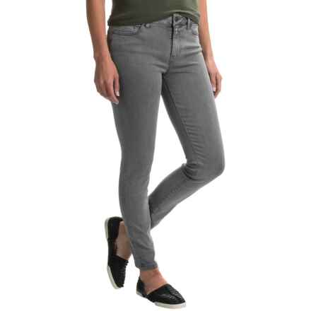 Liverpool Jeans Company Piper Ankle Skinny Jeans (For Women) in Shark Skin - Closeouts