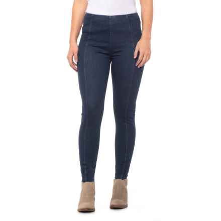 Liverpool Jeans Company Pull-On Ankle Leggings (For Women) in Cortez Pure - Closeouts