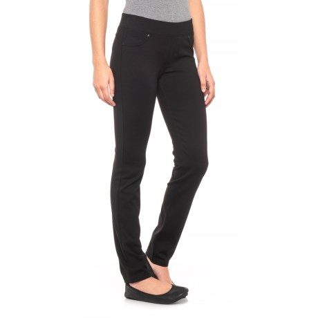 Liverpool Jeans Company Pull-On Ponte Leggings (For Women) in Black