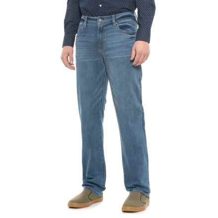 Liverpool Jeans Company Relaxed Fit Straight-Leg Jeans (For Men) in Hampton Light - Overstock
