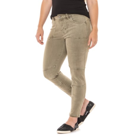 Liverpool Jeans Company Skinny Ankle Pants (For Women) in Pure Cashmere