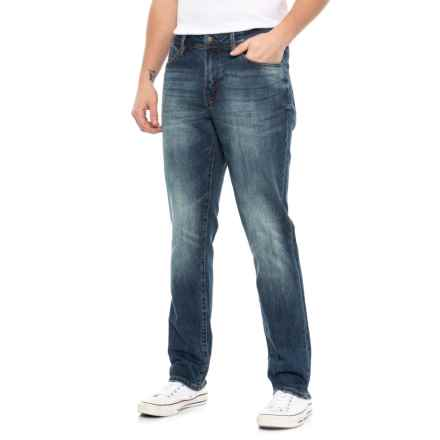 Liverpool Jeans Company Slim Fit Straight-Leg Jeans (For Men) in Odessa Vintage Dark - Overstock