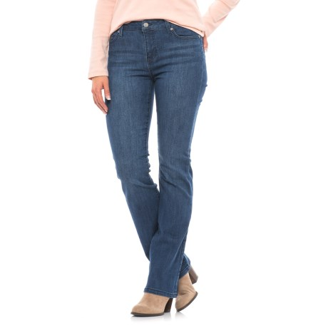Liverpool Jeans Company The Bootcut Jeans (For Women) in Montauk Blue