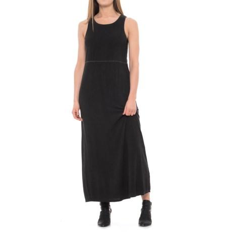 Liz and Sarp Maxi Dress - Sleeveless (For Women)