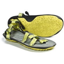 Lizard Kiota Sandals (For Women) in Lime - Closeouts