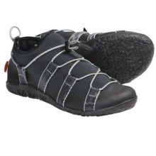 Lizard Kross Winter Moccasins (For Women) in Grey - Closeouts