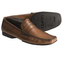Lloyd Shoes Elian Loafer Shoes - Leather (For Men) in Cognac - Closeouts