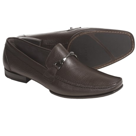 Lloyd Shoes Elrod Shoes - Leather, Slip-Ons (For Men) in Td Moro