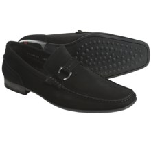 Lloyd Shoes Ercas Shoes - Suede, Slip-Ons (For Men) in Schwarz - Closeouts