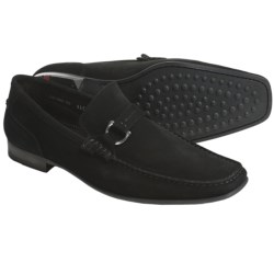 Lloyd Shoes Ercas Shoes - Suede, Slip-Ons (For Men) in Td Moro