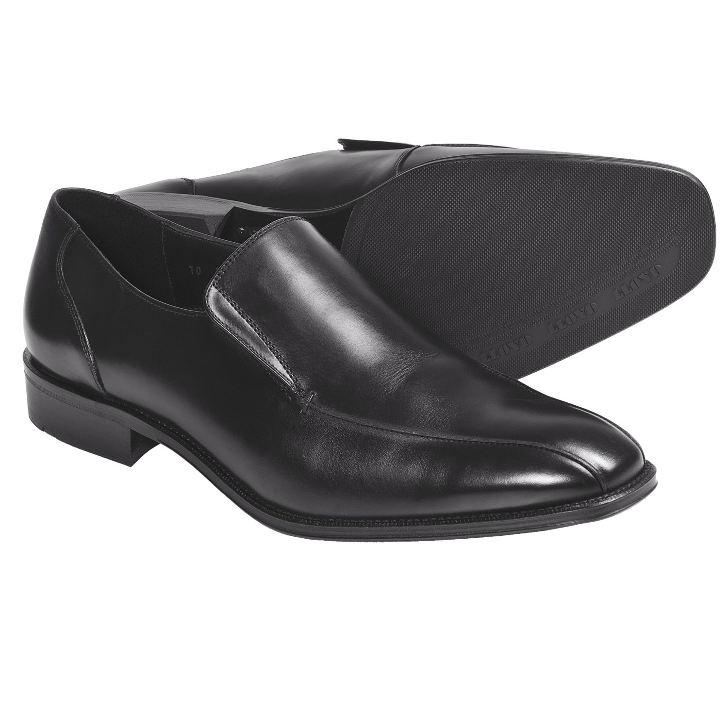 Lloyd Shoes Kilroy Dress Shoes - Calfskin Leather, Slip-Ons (For Men