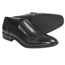 Lloyd Shoes Kilroy Dress Shoes - Calfskin Leather, Slip-Ons (For Men) in Black - Closeouts