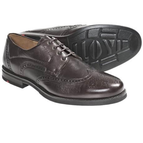 Lloyd Shoes Temple Dress Shoes (For Men) in T.D. Moro