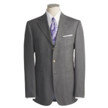 Lochlane by Thomas Dean Sport Coat - Suede Elbow Patches (For Men) in Grey - Closeouts
