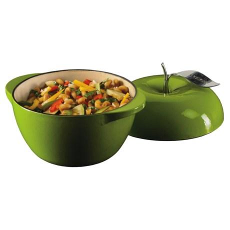 Lodge Apple Pot - 3.5 qt. in Green
