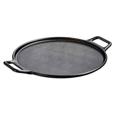 """Lodge Cast Iron Baking Pan - 14"""" in Black - Closeouts"""