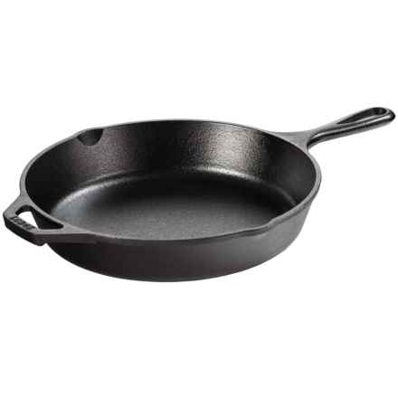 """Lodge Cast Iron Skillet - 10"""" in Black - Closeouts"""