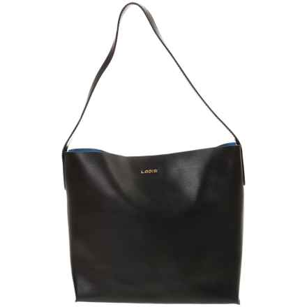 Lodis Addy Bucket Bag in Black - Closeouts