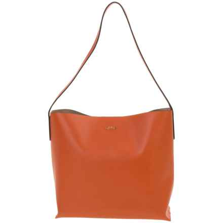 Lodis Addy Bucket Bag in Paprika - Closeouts