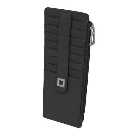 Lodis Artemis RFID Protected Credit Card Case (For Women) in Black - Closeouts