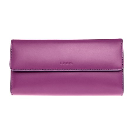 Lodis Audrey Checkbook Clutch (For Women)