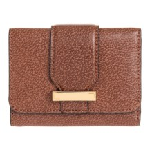 Lodis Audrey Mallory French Purse (For Women) in Chestnut - Closeouts