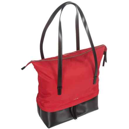 Lodis Barbara Commuter Tote Bag (For Women) in Red - Closeouts