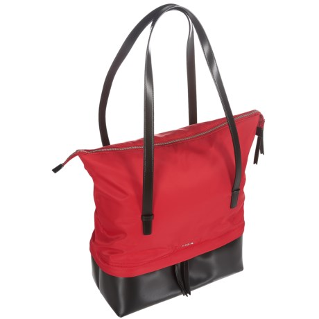 Lodis Barbara Commuter Tote Bag (For Women) in Red