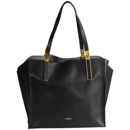 Lodis Blair Collection Anita East-West Multi-Function Satchel (For Women) in Black - Closeouts