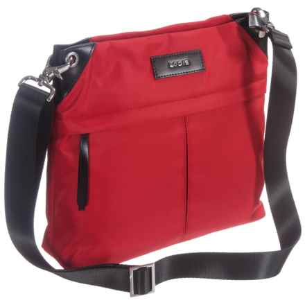 Lodis Caryn Crossbody Bag in Red - Closeouts