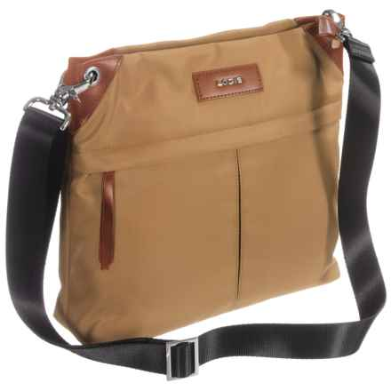 Lodis Caryn Crossbody Bag in Tan - Closeouts